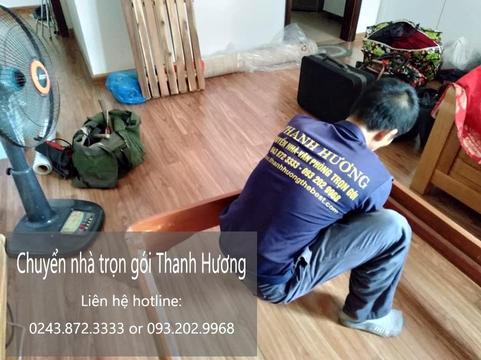 Dịch vụ chuyển nhà Quyết Đạt tại xã Trung Mầu