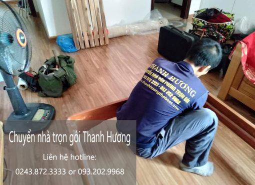 Chuyển nhà Quyết Đạt từ đường Mễ Trì đi Quảng Ninh