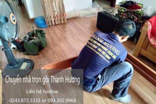 Chuyển nhà giá rẻ tại đường Tình Quang đi Hải Phòng