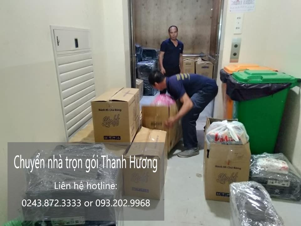 Chuyển nhà giá rẻ Quyết Đạt tại phố Huỳnh Văn Nghệ