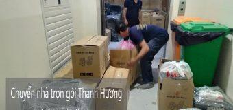 Quyết Đạt chuyển nhà giá rẻ phố Điện Biên Phủ