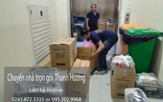 Chuyển nhà trọn gói phố Chợ Gạo đi Quảng Ninh