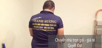 Chuyển nhà trọn gói giá rẻ tại phố Khâm Thiên