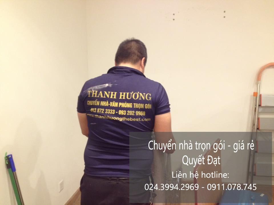 Dịch vụ chuyển nhà trọn gói tại phố Ngô Thì Nhậm