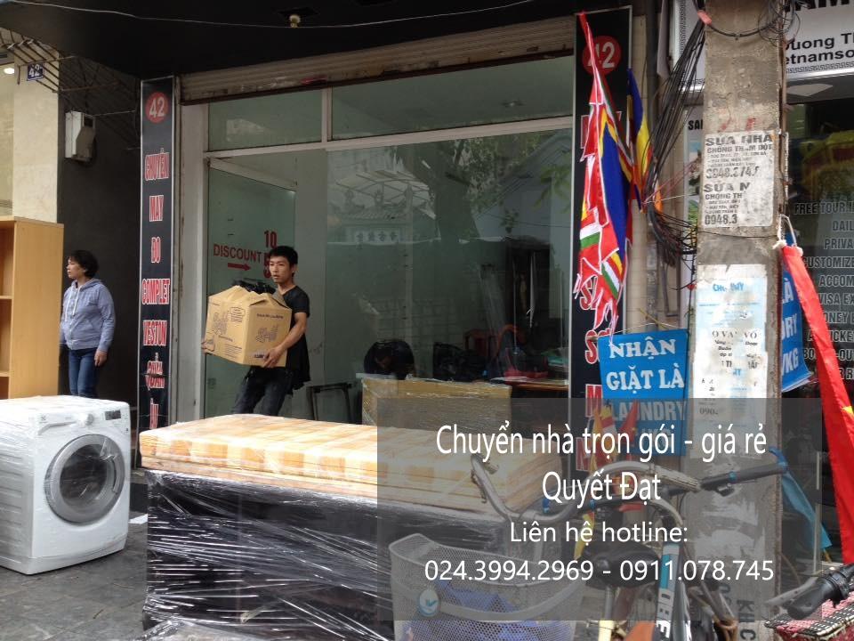 Chuyển nhà trọn gói tại phố Kiến Hưng