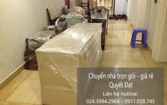 Chuyển nhà trọn gói hà nội từ phố Nam Tràng đi Hải Dương