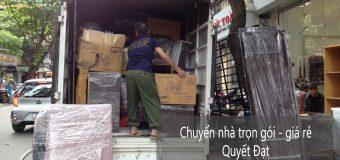 Dịch vụ chuyển nhà trọn gói tại phố Nguyễn Chế Nghĩa
