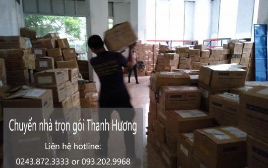 Chuyển nhà trọn gói tại đường Bằng Liệt đi Thanh Hóa