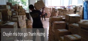 Vận chuyển nhà giá rẻ Quyết Đạt tại phố Đản Dị