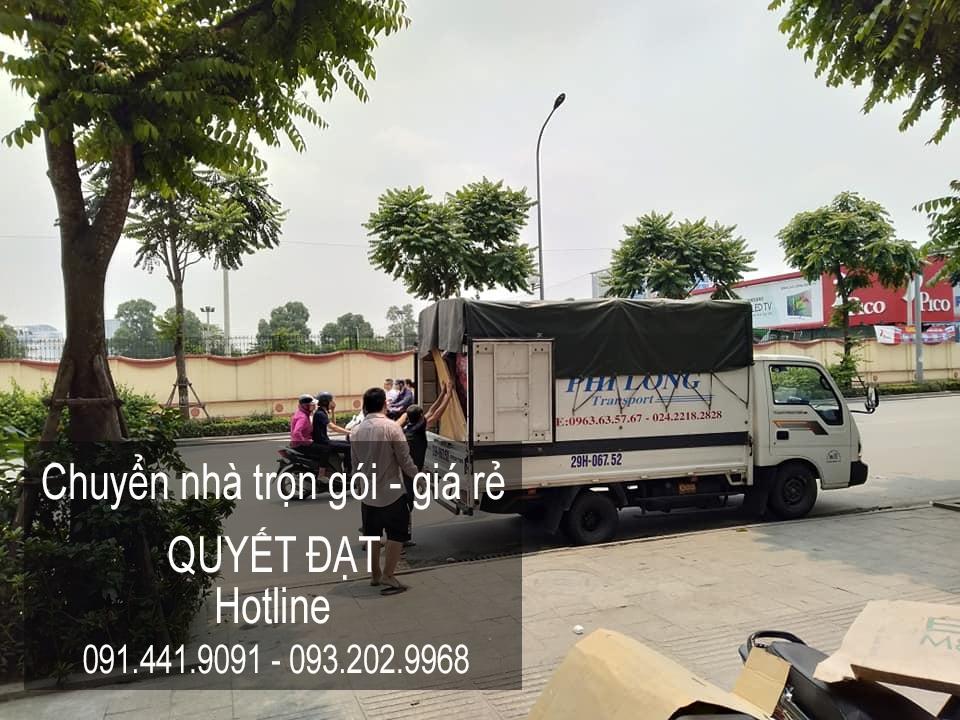 Dịch vụ chuyển nhà tại phố Đức Thắng