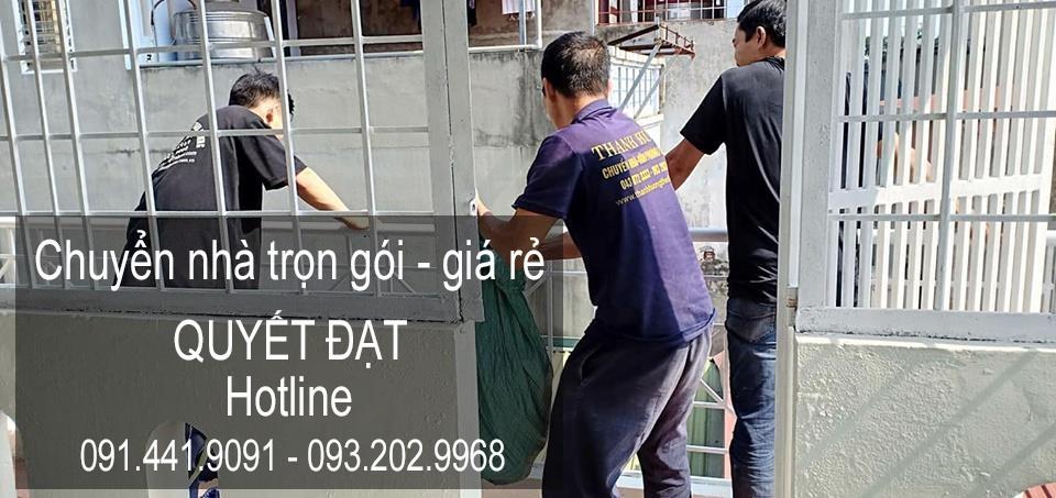 Dịch vụ chuyển nhà giá rẻ tại đường Đồng Dinh
