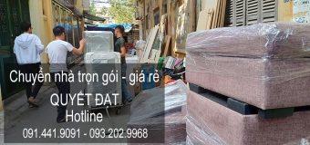 Dịch vụ chuyển nhà tại phố Đinh Công Tráng