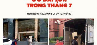 Dịch vụ chuyển nhà Quyết Đạt tại xã Vân Tảo