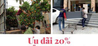 Chuyển nhà giảm giá 20% Quyết Đạt phố Kim  Mã