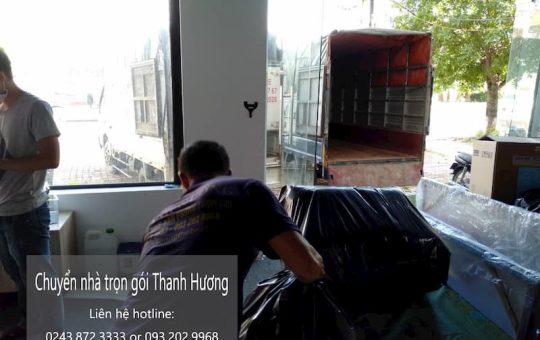 Chuyển nhà trọn gói phố Thanh Hà đi Hòa Bình