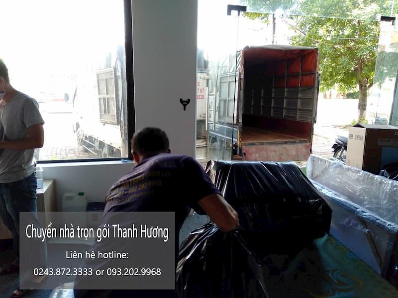 Dịch vụ chuyển nhà trọn gói phố Quần Ngựa đi Hải Dương