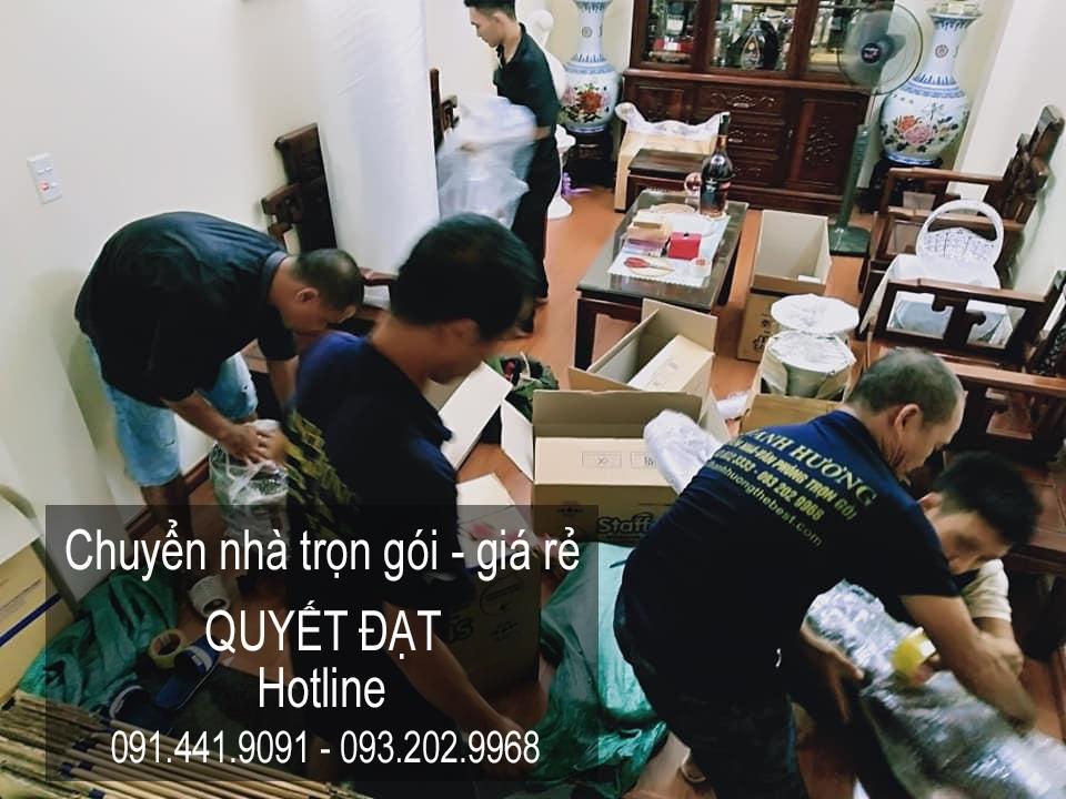 Dịch vụ chuyển nhà tại phường Hàng Bài