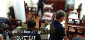 Dịch vụ chuyển nhà Quyết Đạt tại phường Nguyễn Trung Trực