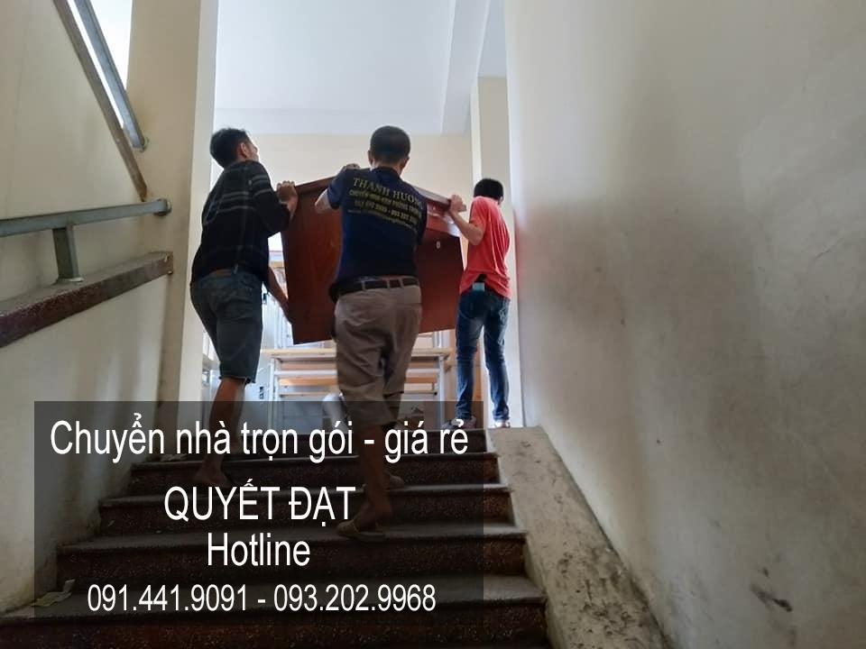 Dịch vụ chuyển nhà quyết đạt tại phường Phúc Đồng