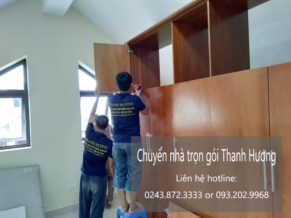 Dịch vụ chuyển nhà tại phường Quỳnh Mai
