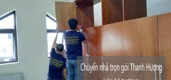 Chuyển nhà uy tín giá rẻ Quyết Đạt tại phố Mậu Lương