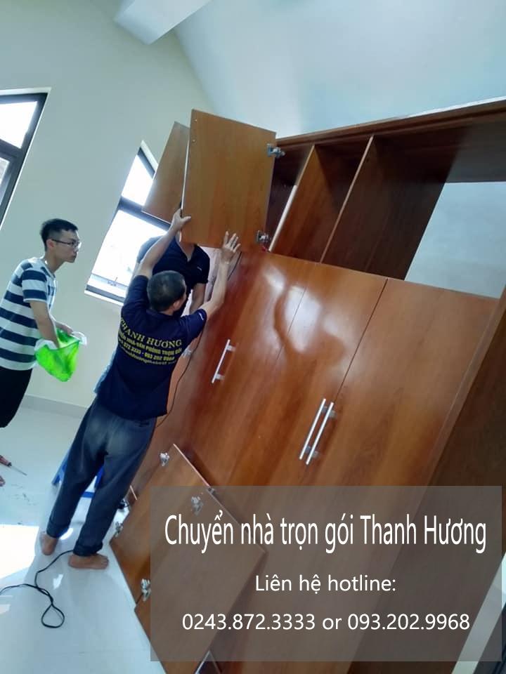 Dịch vụ chuyển nhà tại phường Đồng Nhân
