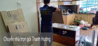 dịch vụ chuyển nhà giá rẻ tại chung cư NO-08 Giang Biên