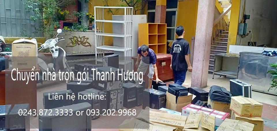 Chuyển nhà trọn gói giá rẻ tại đường Tình Quang