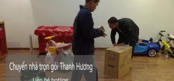 Chuyển nhà Quyết Đạt chất lượng tại phố Nguyễn Bình
