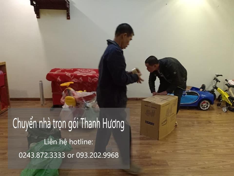 Chuyển nhà giá rẻ Quyết Đạt phố Cao Thắng