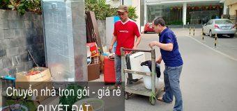 Công ty Quyết Đạt chuyên chuyển nhà tại phố Hàng Mắm