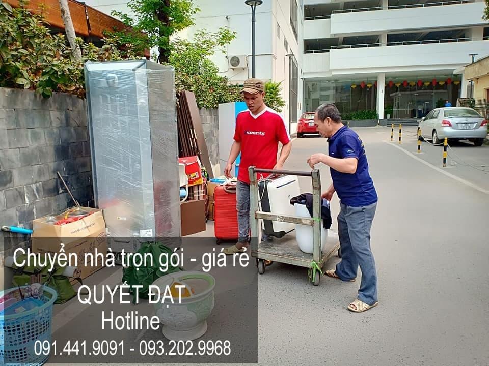 Dịch vụ chuyển nhà tại phố Tam Khương