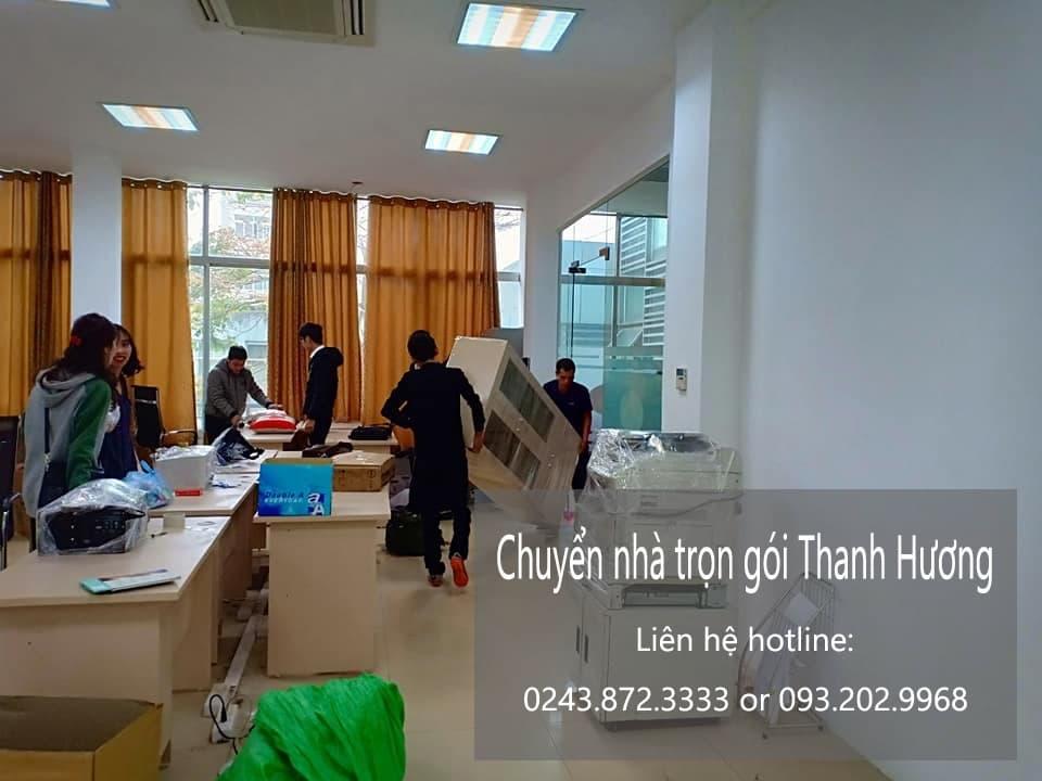 Quyết Đạt chuyển nhà giá rẻ tại phố Châu Văn Liêm