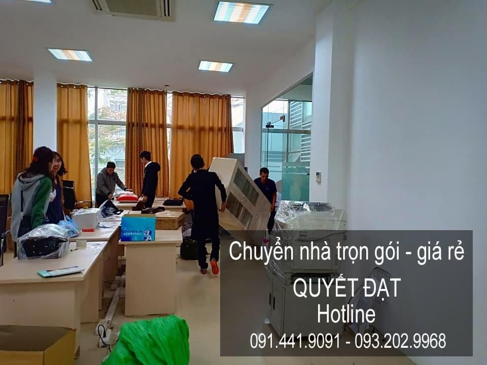 Dịch vụ chuyển nhà Quyết Đạt tại phố Lệ Mật đi Lào Cai