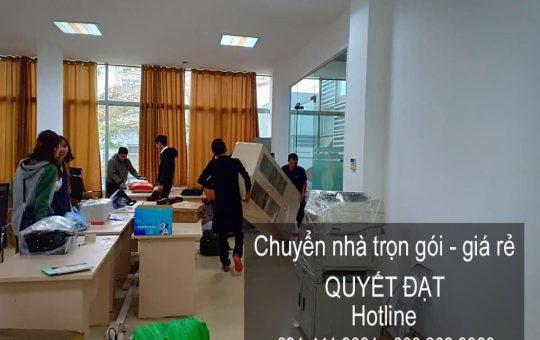 Chuyển nhà trọn gói tại đường Tân Tụy đi Hà Nam