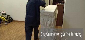 Dịch vụ chuyển nhà Quyết Đạt tại phố Dương Văn Bé