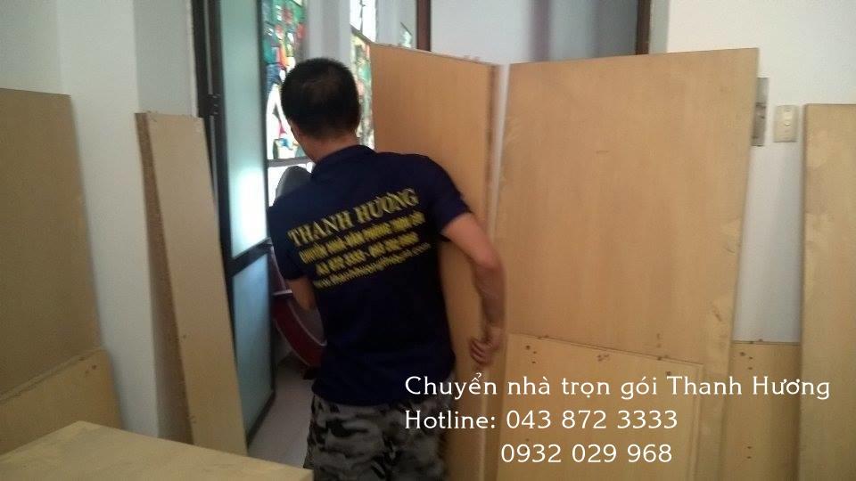 Dịch vụ chuyển nhà tại phố Thúy Lĩnh đi Hải Phòng