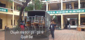 Dịch vụ chuyển nhà chuyên nghiệp tại phố Phan Kế Bính