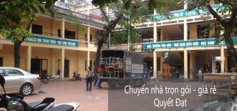 Chuyển nhà trọn gói giá rẻ tại phố Yên Nội
