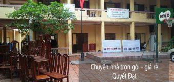 Dịch vụ chuyển nhà tại phố Lê Văn Thêm