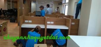Dịch vụ chuyển nhà chuyên nghiệp giá rẻ Quyết Đạt