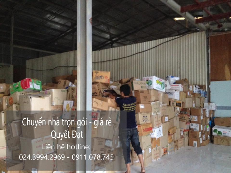 Dịch vụ chuyển nhà trọn gói tại phố Lý Nam Đế