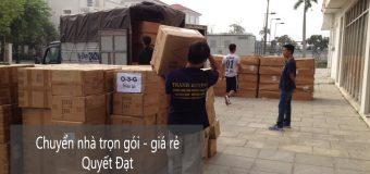 Dịch vụ chuyển văn phòng giá rẻ tại phố Ô Cách