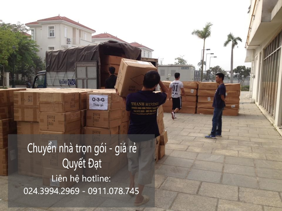 Dịch vụ chuyển văn phòng giá rẻ tại phố Ô Cách-0932 029 968