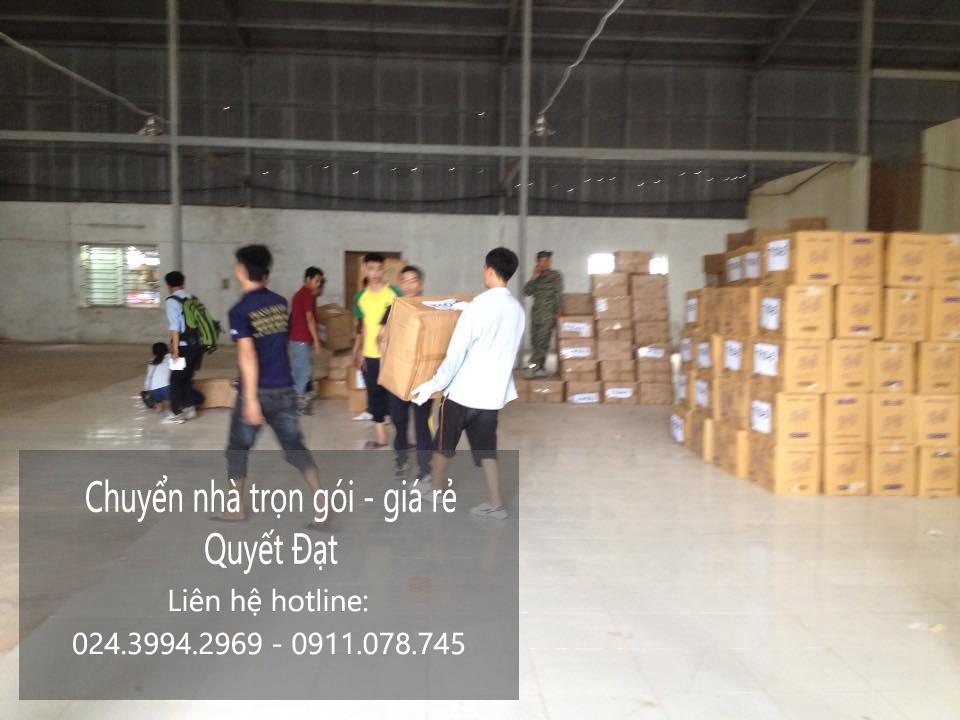 Dịch vụ chuyển nhà trọn gói tại phố Ỷ Lan-093.202.9968.