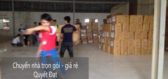 Dịch vụ chuyển văn phòng trọn gói tại phố Tân Thụy