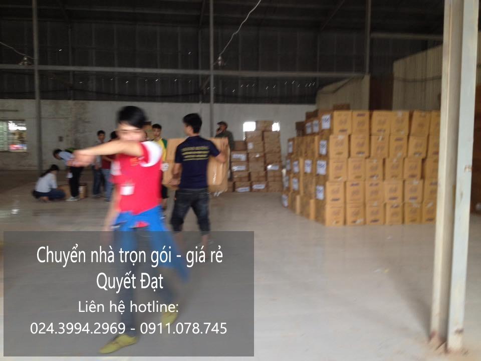 Dịch vụ chuyển văn phòng trọn gói tại phố Tân Thụy-093.202.9968
