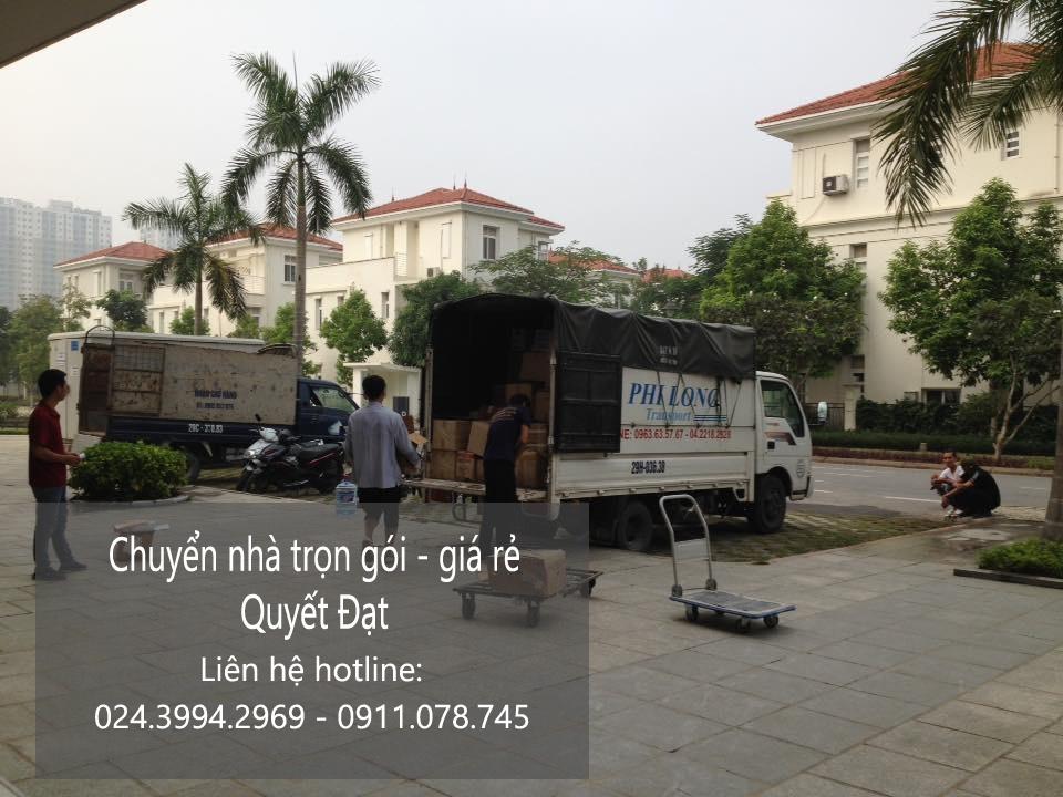 Dịch vụ chuyển nhà trọn gói tại phố Vũ Xuân Thiều-0932 029 968