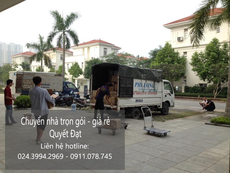 Dịch vụ chuyển nhà nhanh chóng tại phố Hoàng Như Tiếp-093.202.9968.
