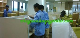 Dịch vụ chuyển văn phòng chuyên nghiệp giá rẻ Hà Nội